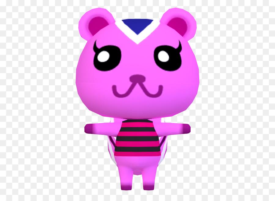Pink Background Png Download 750 650 Free Transparent Animal
