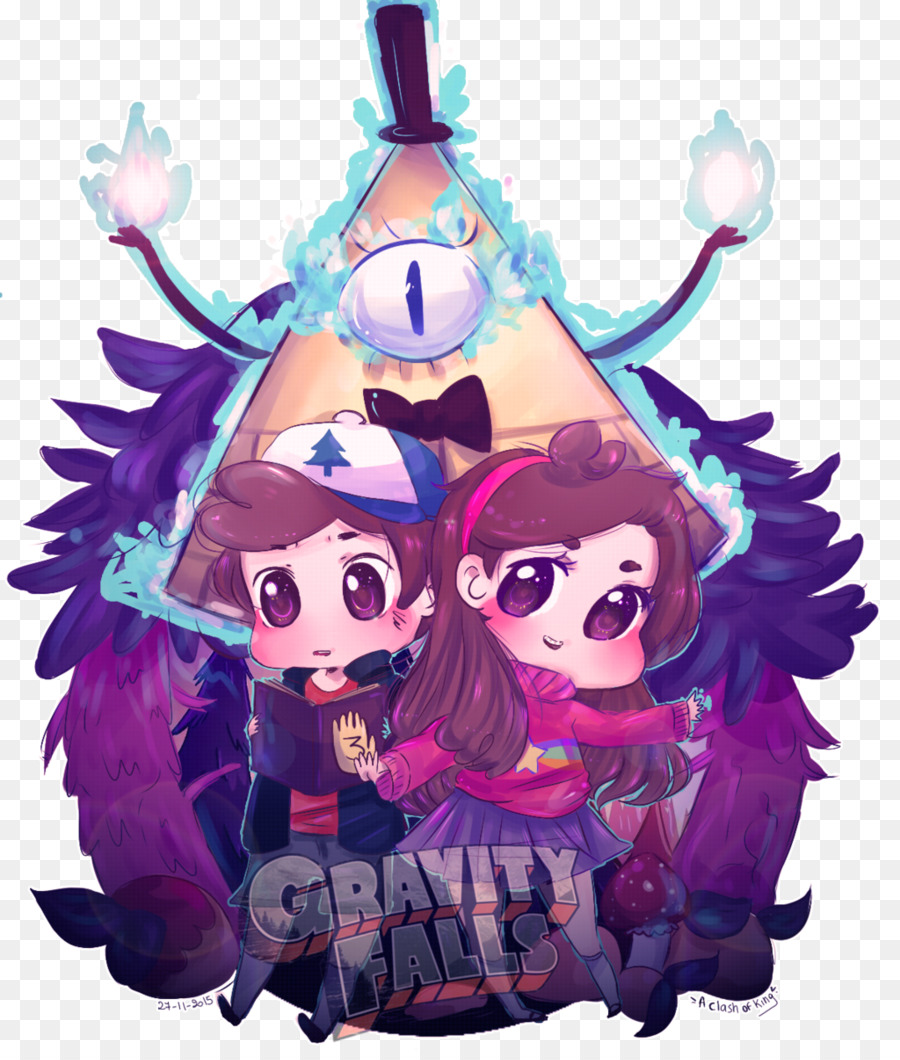 Dipper Pines Bill Cipher Mabel Pines Zeichnung Kunst