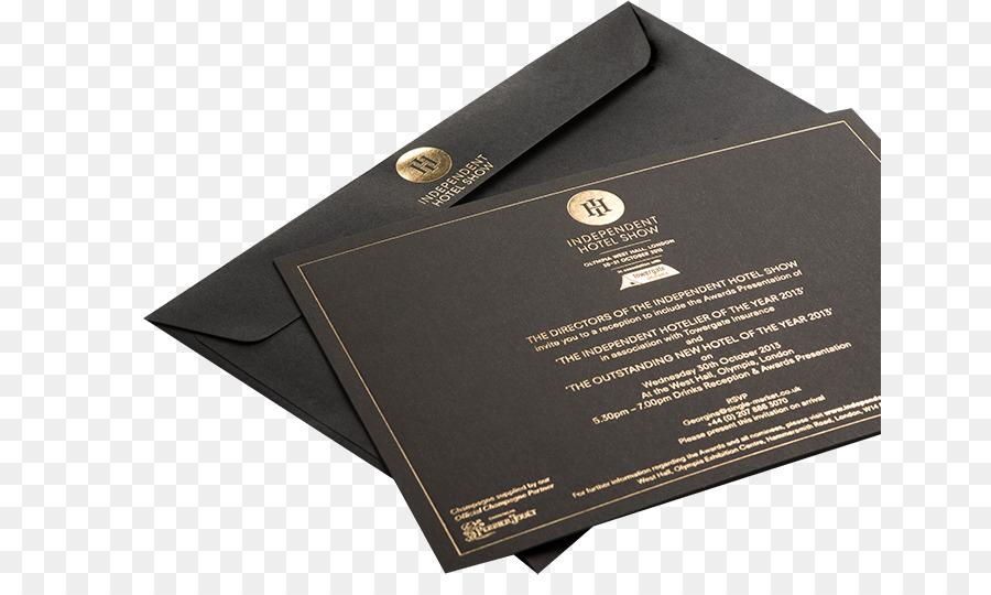 Hochzeit Einladung Papier Drucken Design Visitenkarten