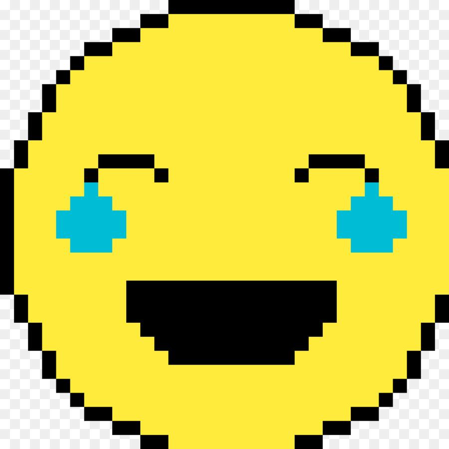 Pixel Art Smiley Png Download 13761376 Free Transparent