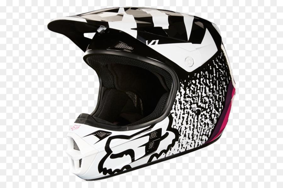 Caschi Da Moto Casco Racing Fox Racing Gara Di Motocross