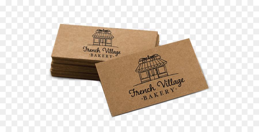 Kraft Papier Box Visitenkarten Visitenkarte Karte Creative