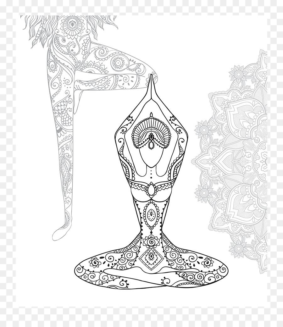 Meditation-Malbuch: Wunderbare Bilder zu Schmelzen Sie Ihre ...