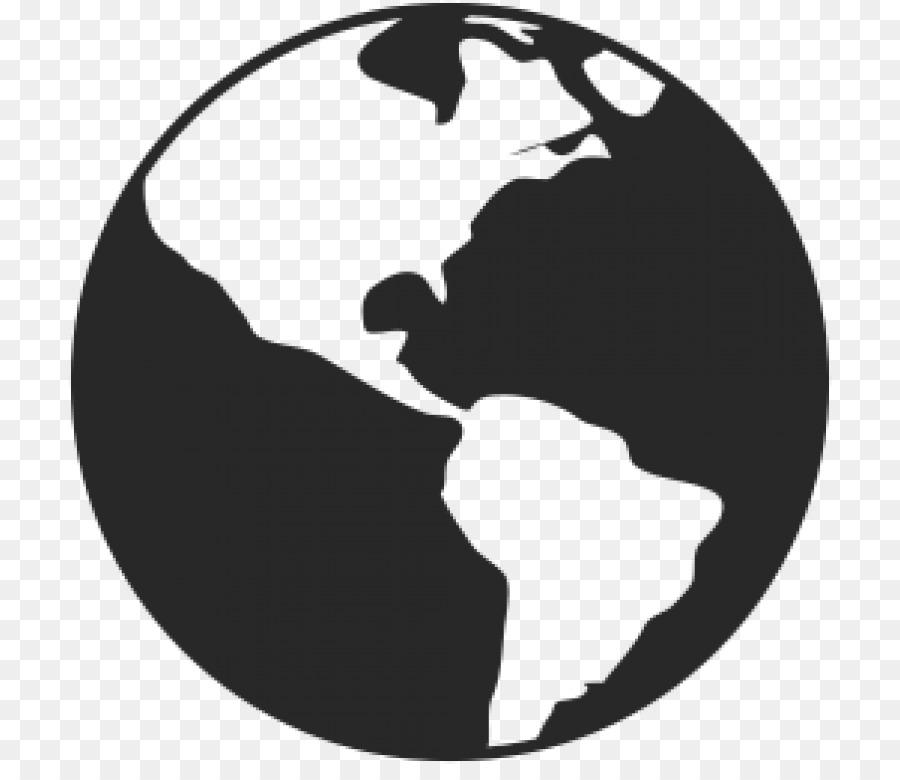 Weltkarte Und Globus Vector Graphics Erde Visitenkarte