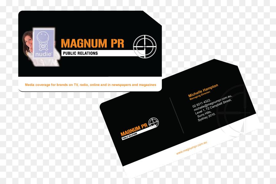 Visitenkarten Public Relations Visitenkarte Marke