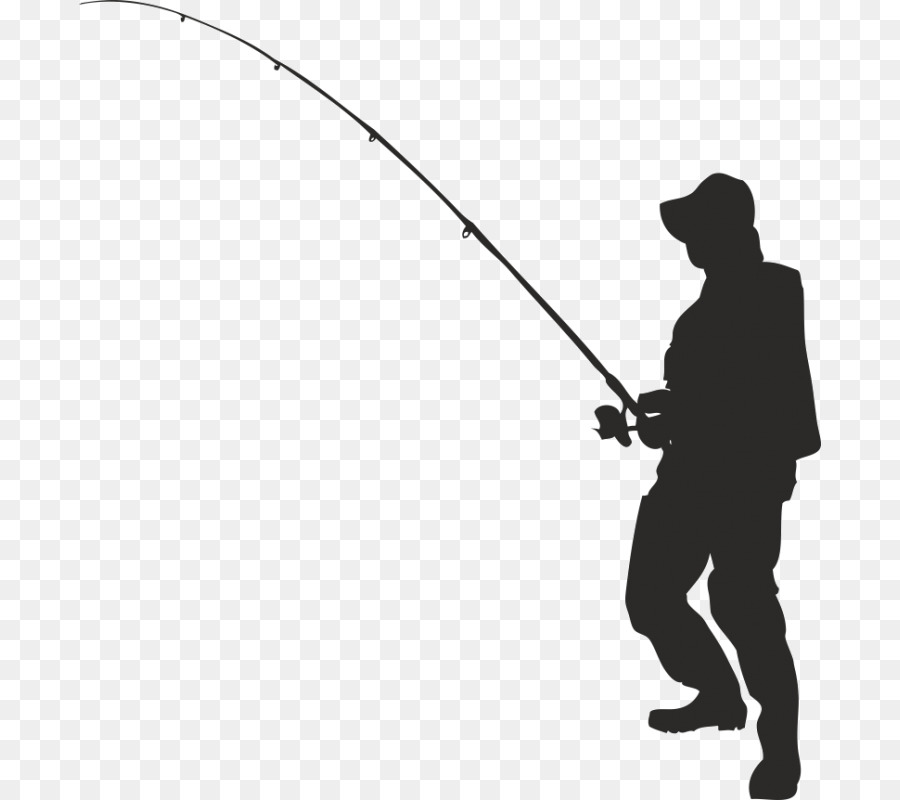 Fishing Cartoon Png Download 800 800 Free Transparent Silhouette Png Download Cleanpng Kisspng