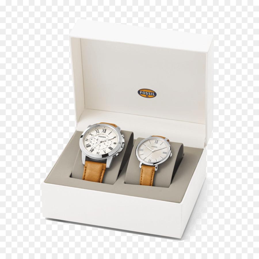 Fossil Gruppe Uhr Geschenk Paar Uhr Täglichen Casual