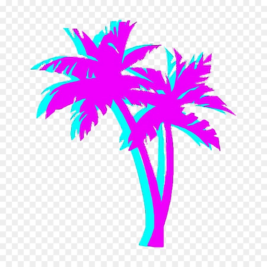 Vaporwave Palm Tree Png Download 1584 1584 Free Transparent Vaporwave Png Download Cleanpng Kisspng