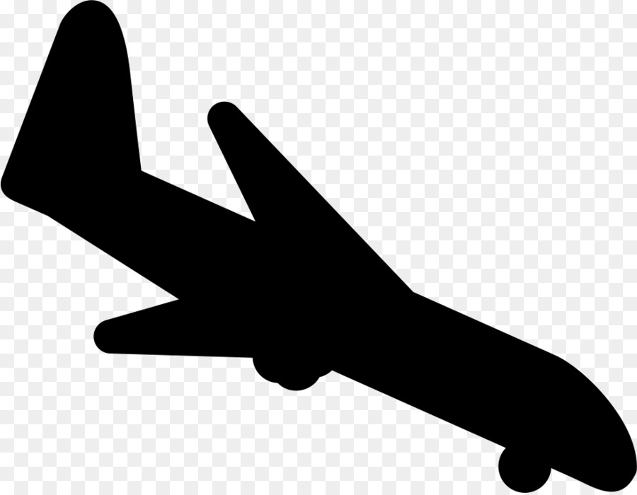 Airplane Silhouette Png Download 981 760 Free Transparent