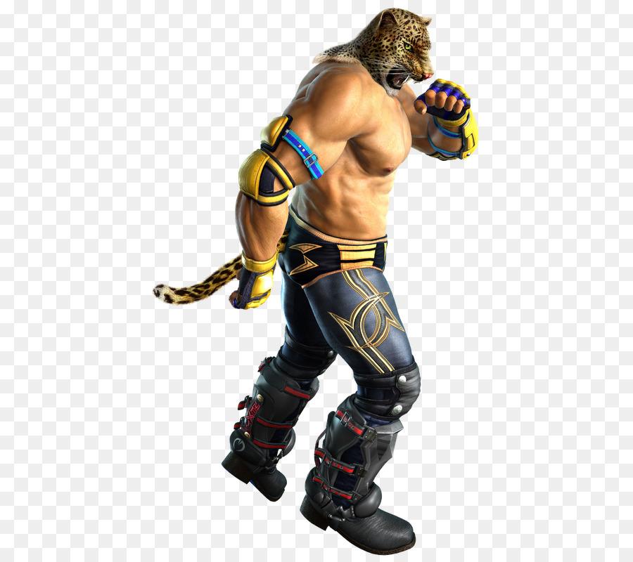 Tekken 5 Dark Resurrection Wrestler Png Download 480 800 Free