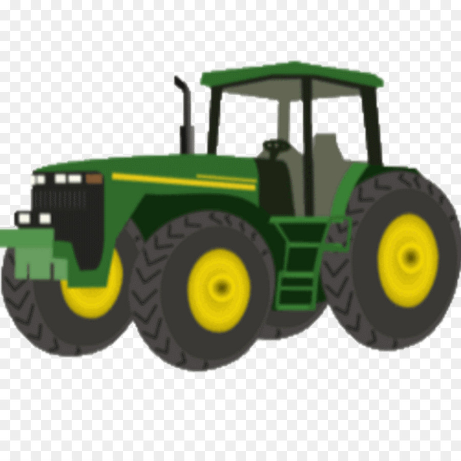 John Deere Tractor Png Download 1124 1124 Free Transparent