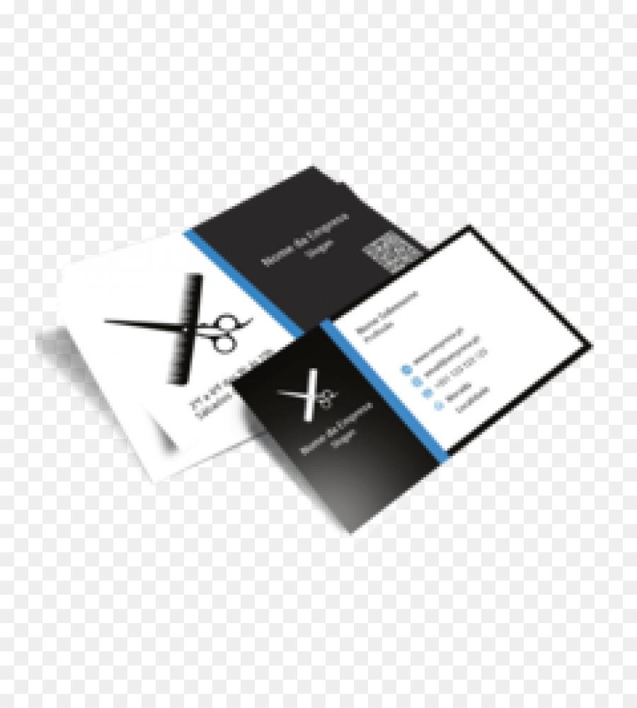 Visitenkarten Friseur Produkt Credit Card Model Friseur