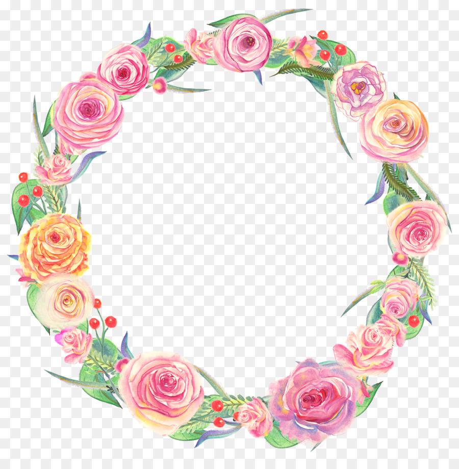 Floral Flower Background Png Download 38133831 Free