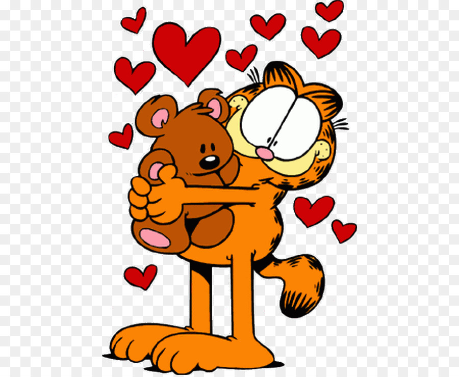 Love Background Heart Png Download 500 736 Free Transparent Garfield Png Download Cleanpng Kisspng