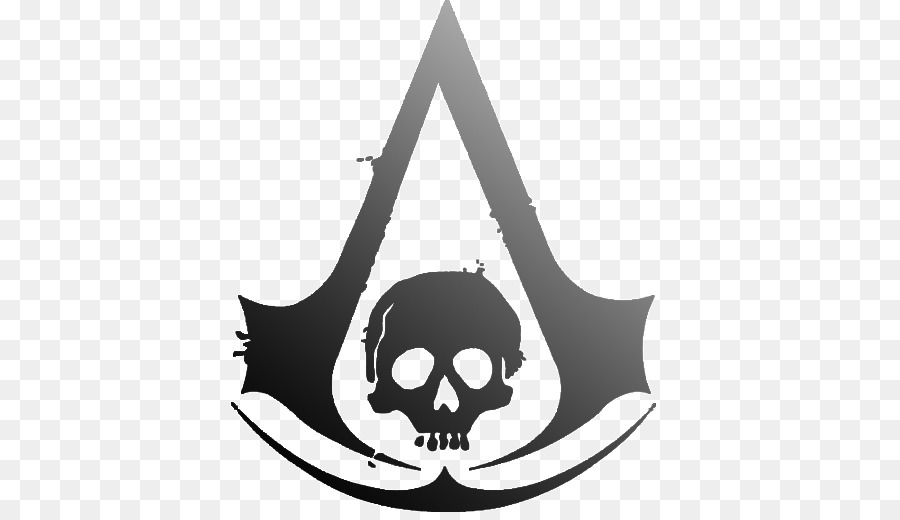 Assassins Black And White Png Download 512 512 Free