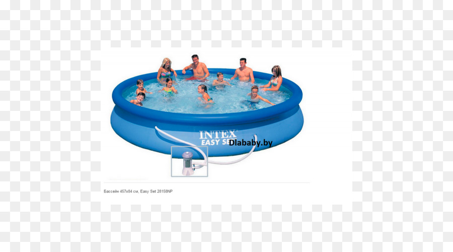 Intex Easy Set Pool Swimmingpools Garten Jilong Runde ...