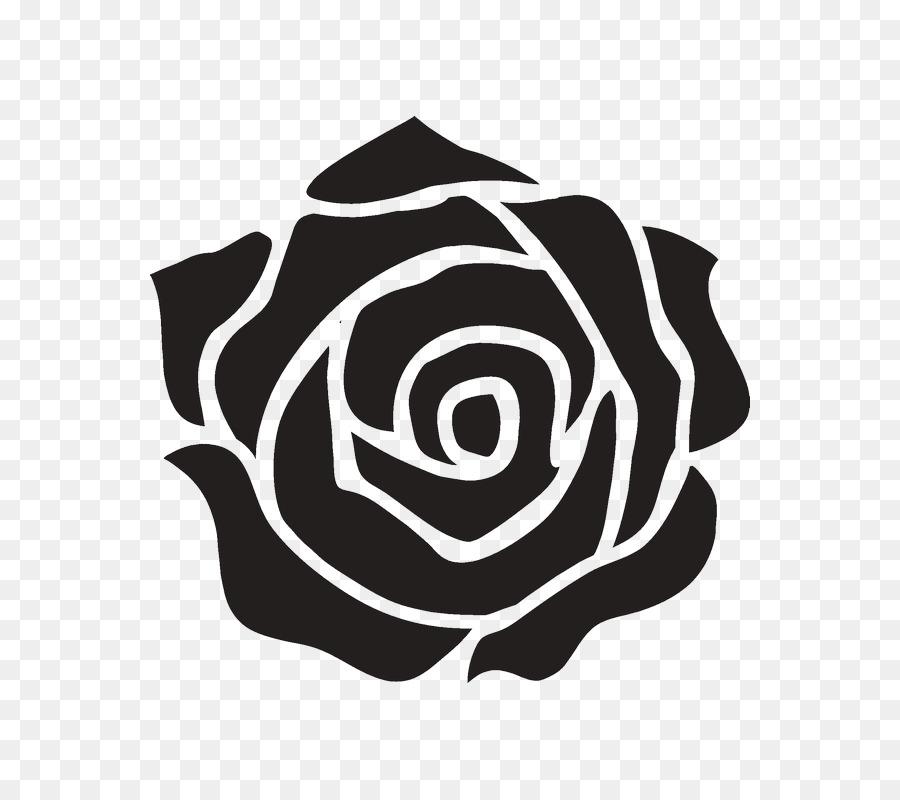20 Ide Vektor Bunga Mawar Png Hitam Putih Stylus Point