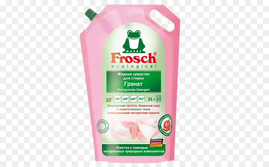 waschmittel frosch