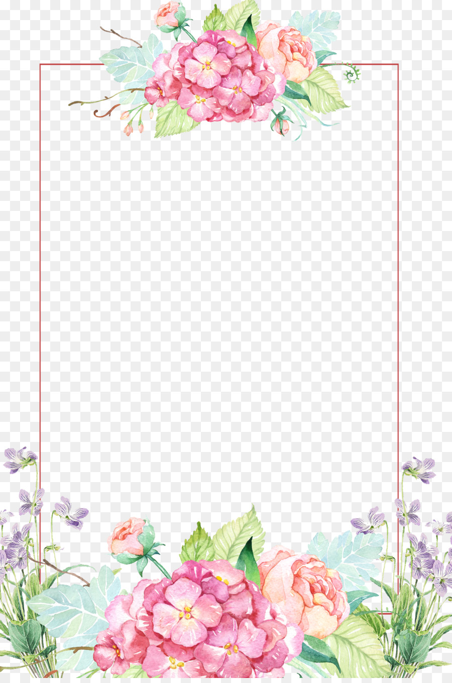Frame Wedding Frame Png 1869 2804 Free