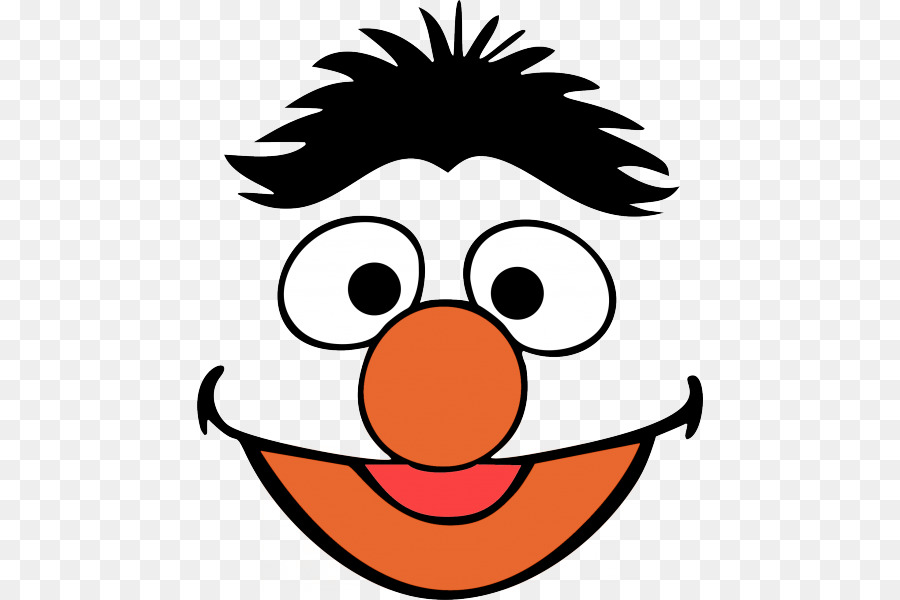 Bert Sesame Street Png Download 600 600 Free Transparent