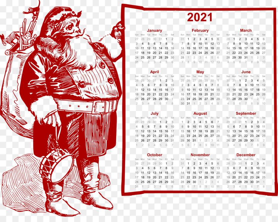 Natale 2021 Calendario.2021 Calendario Di Natale Grasso Di Santa Png Altri Scaricare Png Disegno Png Trasparente Calendario Png Scaricare