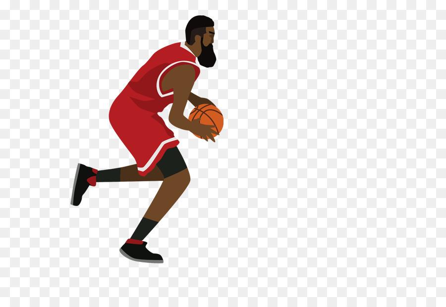 Гиф баскетболист для презентации