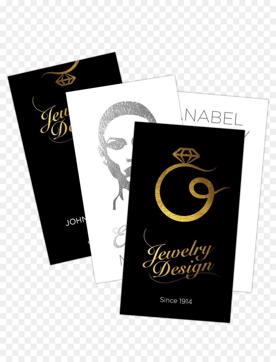 Papier Drucken Visitenkarten Folie Unternehmen