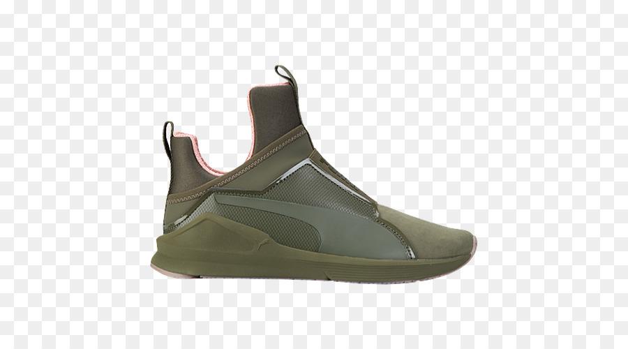 Schuh Nike Puma Heftigen Vr Schwarz Trainer Frau