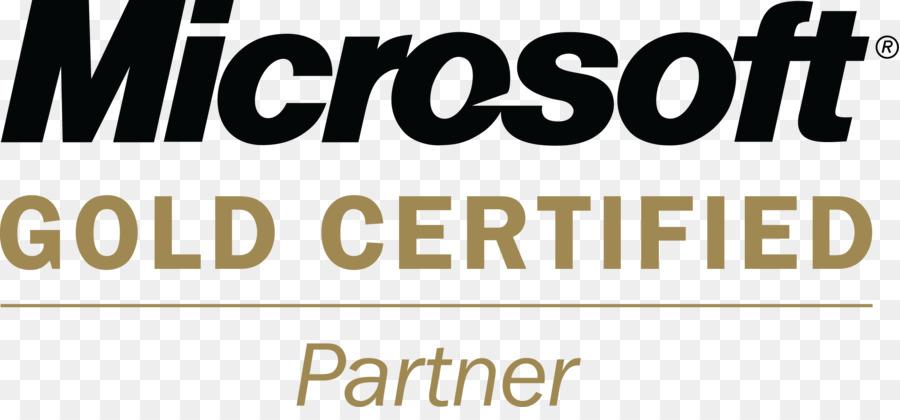 Microsoft Certified Partner Logo Von Microsoft Corporation