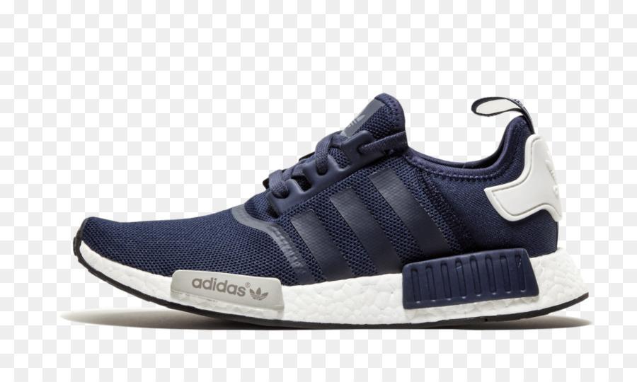 Adidas NMD R1, Herren Sneakers Adidas NMD R1 Schuhe Weiß