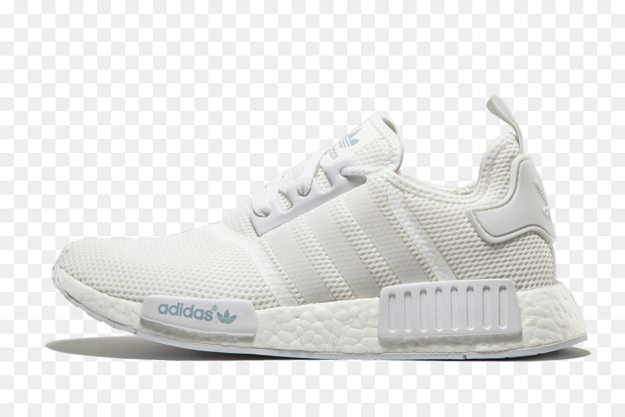 Adidas Nmd R1 Shoes White Mens Core png