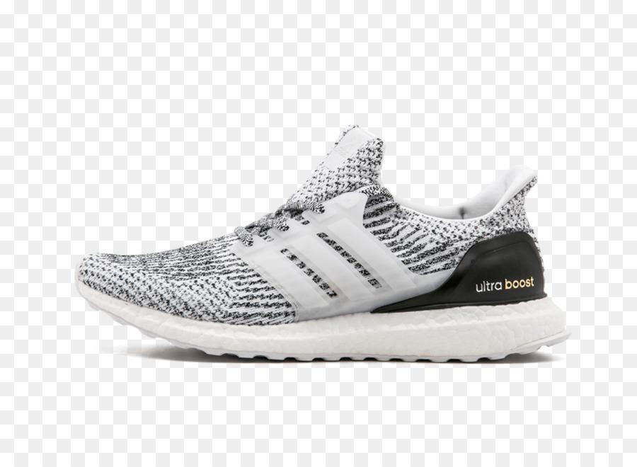 Adidas Mens Ultra Boost Oreo Weiß Schwarz Sportschuhe