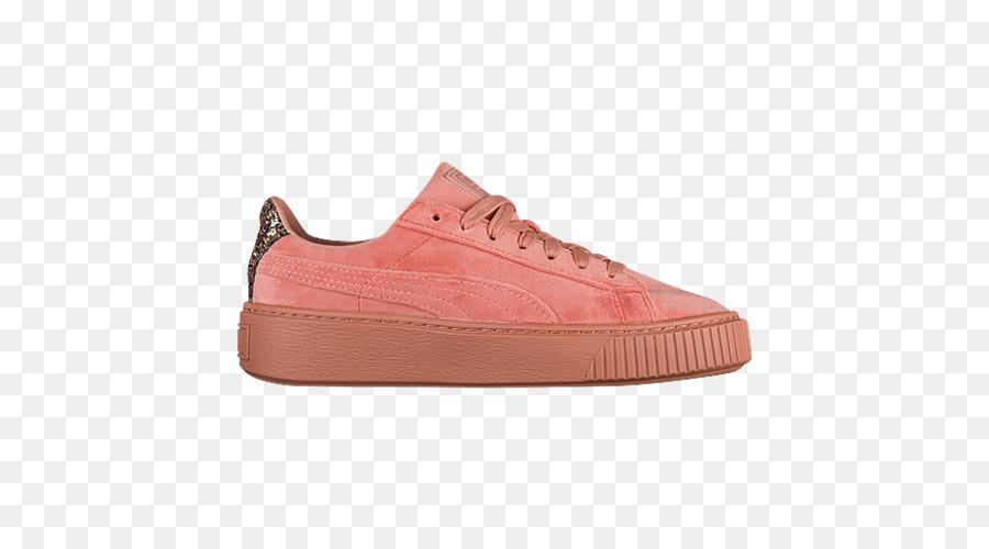 Puma Schuhe Damen Samt
