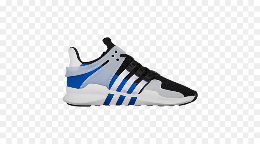 Adidas Herren EQT Support ADV Sneaker SchwarzWeißBlau