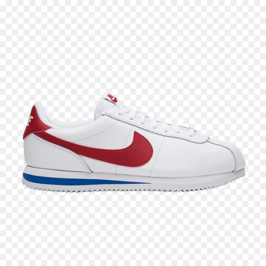 scarpe nike classic cortez uomo rosse
