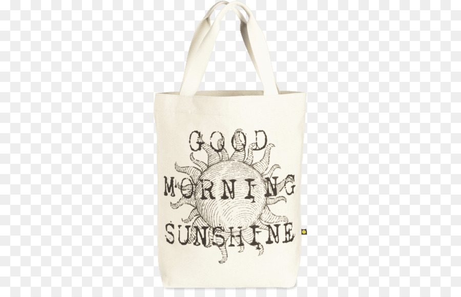Tote Bag Life Is Good Damen Messaging Graviert Sonnenschein