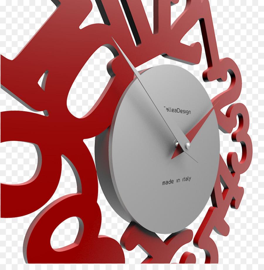 Allarme Orologi di Marca di design del Prodotto Rosso ...