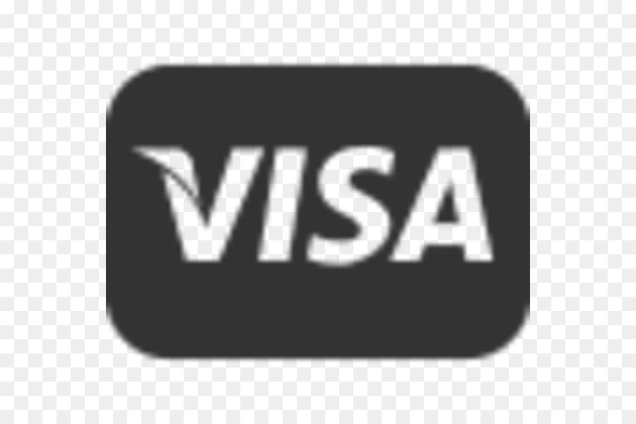 Logo Computer-Icons Visa-Vector-graphics-Schwarz - Visum png