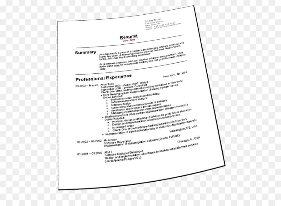Zusammenfassung Curriculum vitae Employment Job Cover letter ...