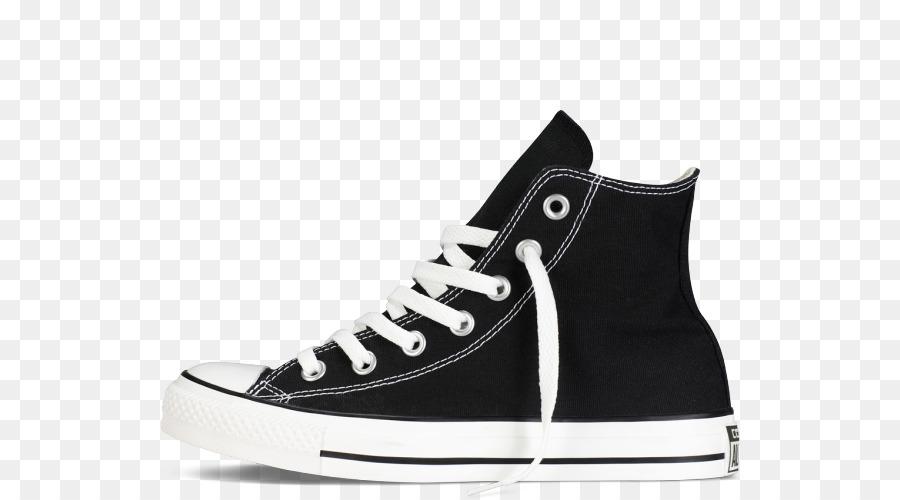 Herren Converse Chuck Taylor High Tops Sneakers Schwarz