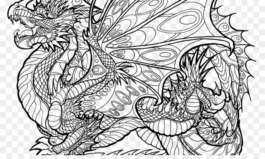 ausmalbilder chinesische drachen  zeichnen und färben