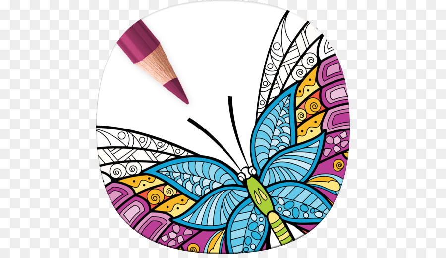 Adult Coloring Book: Stress abbauen Patterns Mobile app ...
