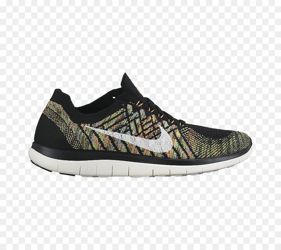 Nike Air Force Sportschuhe Nike Schwarz Laufschuhe bunte