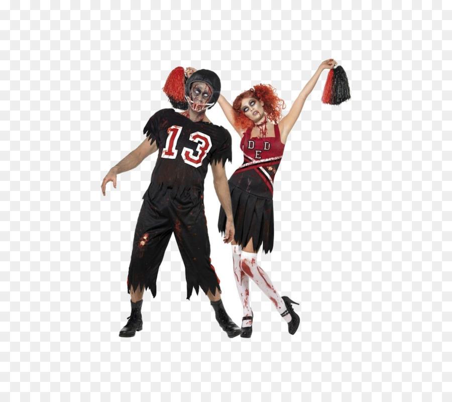 Halloween Kostum Cheerleading Kleidung American Fussball