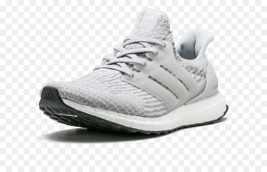 Herren Adidas Ultra Boost 3.0 Grau weiß Sportschuhe günstig