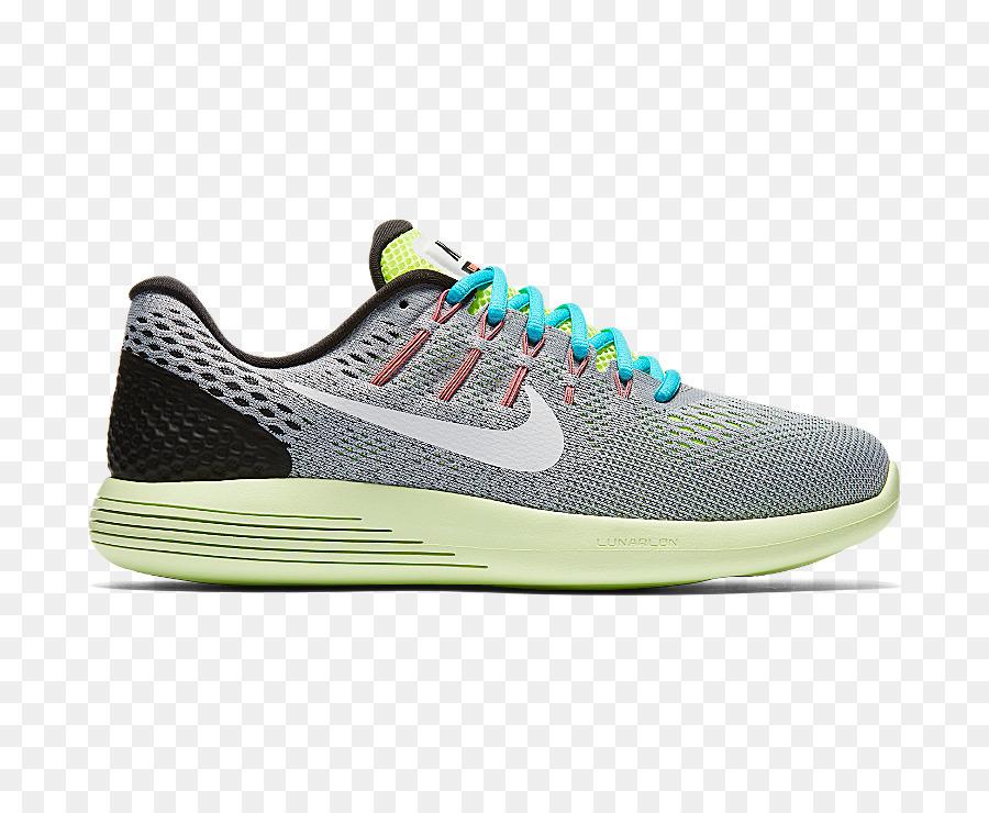 Sport Schuhe Nike LunarGlide 9 Herren Laufschuh Blau Nike