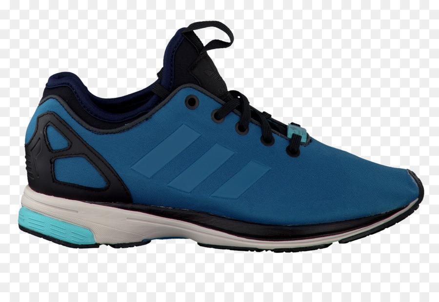 Sportschuhe Herren adidas Originals ZX Flux Blau Blaue