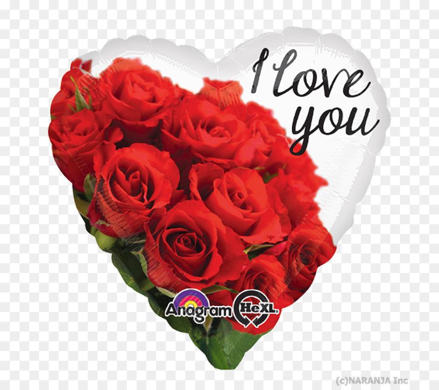Ballon Valentinstag Liebe Geschenk Herz Guten Morgen Ich