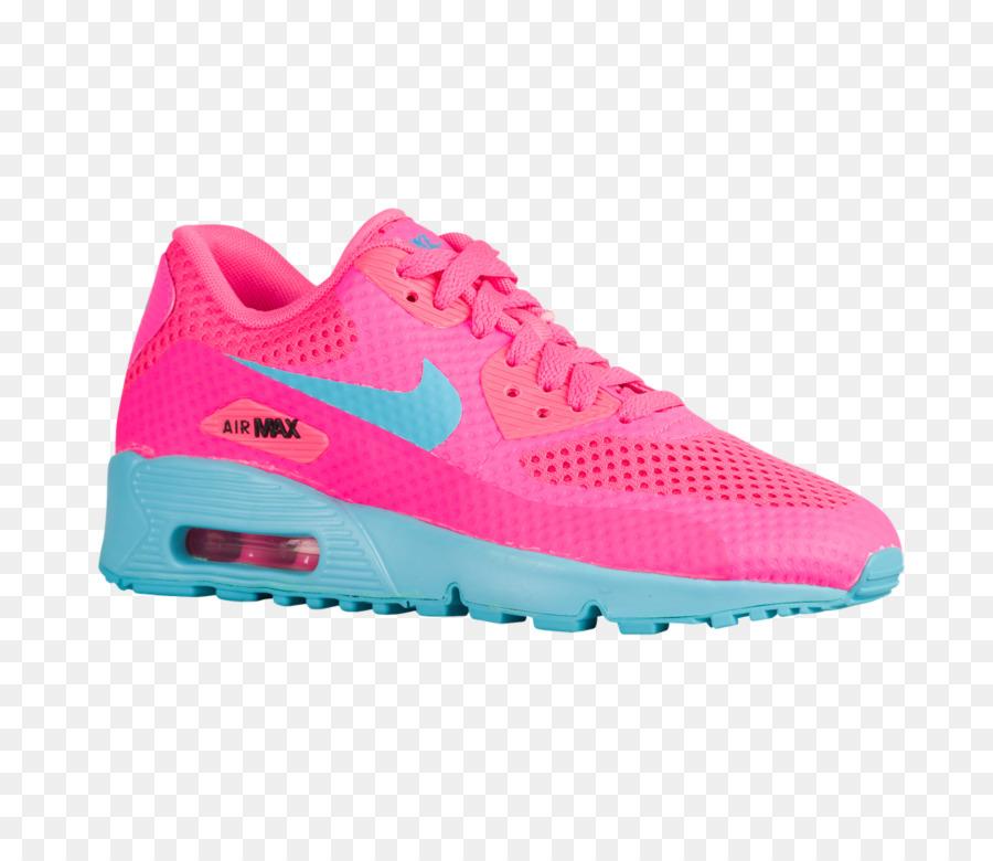 Sport Schuhe Mädchen Nike Air Max 90 Schuh Grade Schule