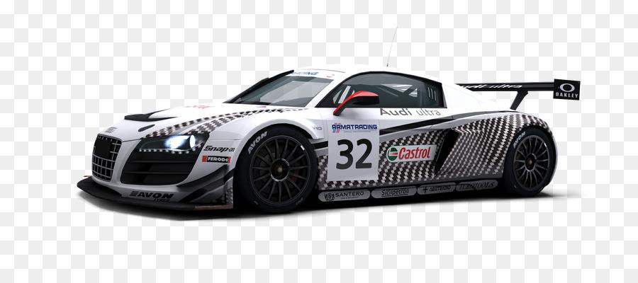 Audi R8 Sportwagenrennen RaceRoom audi Sportwagen png